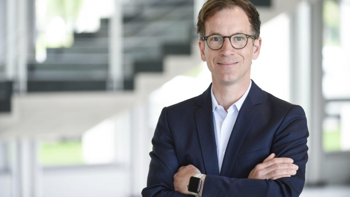 Ralf Plänkers, Chef de la division Assurances-vie à la Vaudoise