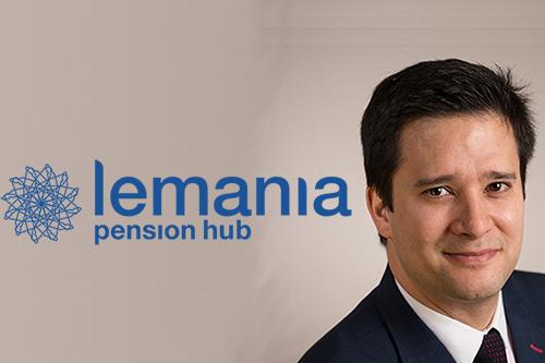 """Alexandre Michellod: """"lemania-pension hub, plateforme de prévoyance, doit devenir le point d'entrée de référence pour les conseillers patrimoniaux et les courtiers en assurance """""""